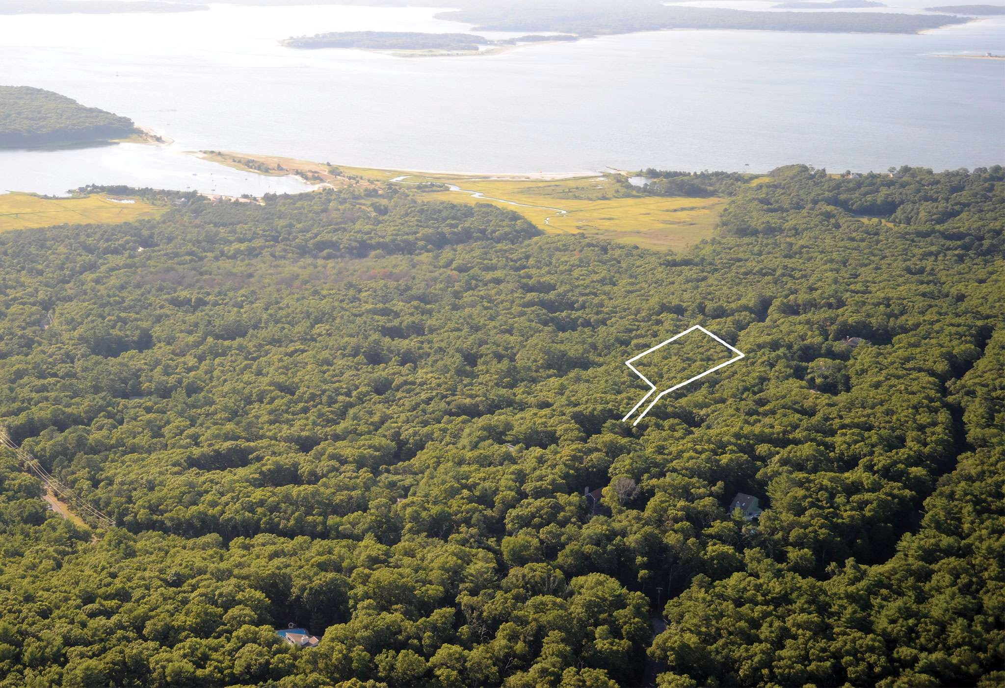 Land for Sale at Northwest Acre With House Plans And All Approvals East Hampton, New York